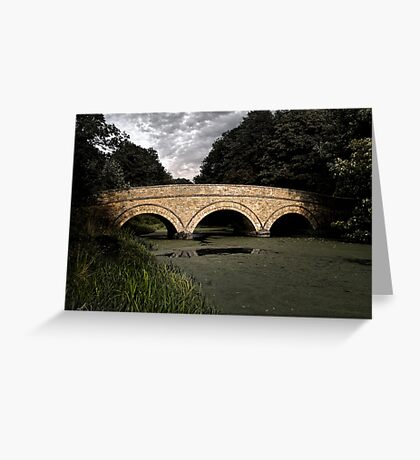 Kimberley Bridge Greeting Card
