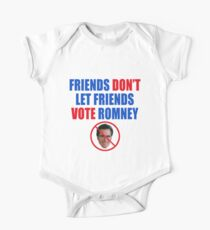No Romney One Piece - Short Sleeve