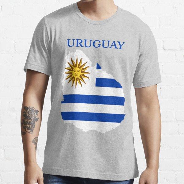 Hace un gran regalo para uruguayo Camiseta esencial