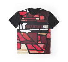 Stained Supreme Graphic T-Shirt