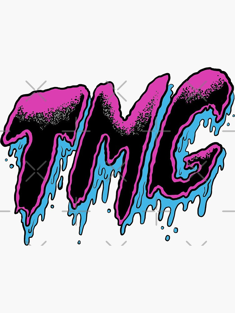 Tiny Meat Gang 'TMG' Pink Colorway   by Dispater