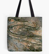 Geologie-Felsen Tote Bag