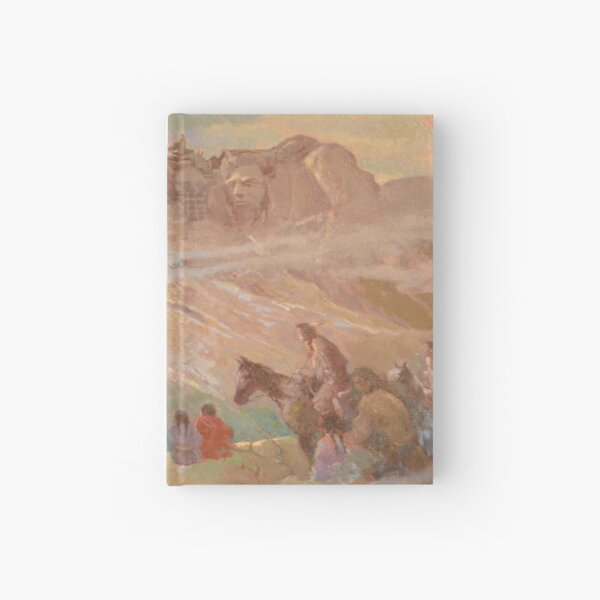 Charles Hargens - Untitled 7 Hardcover Journal