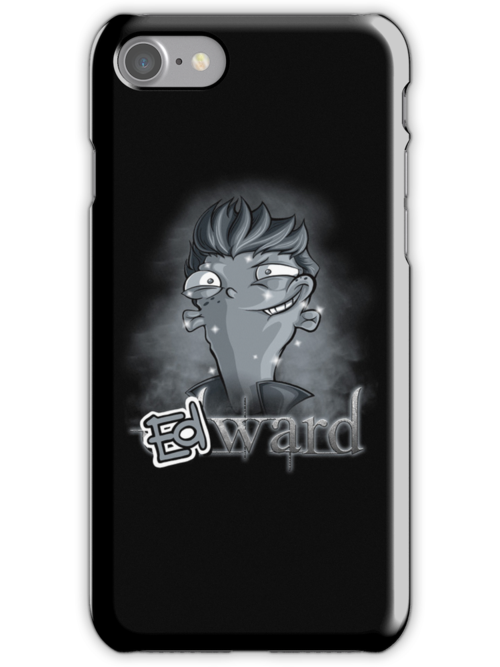 Team ED - Iphone Case by TrulyEpic