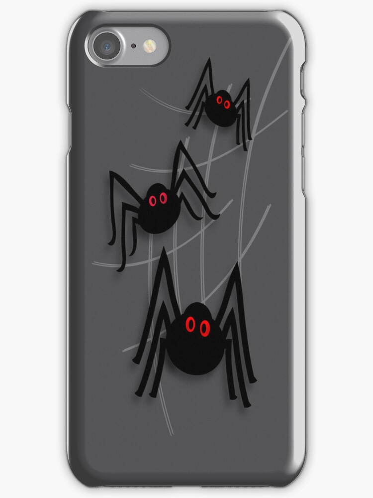 Spooky iPhone Costume by patjila