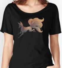 kitsune  Women's Relaxed Fit T-Shirt