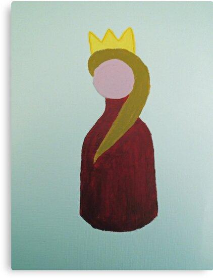 Red Queen by CreativeEm