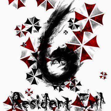 Resident Evil 6 by kuraienko