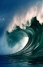 iPhone Case. Winter Waves At Waimea Bay 2 by Alex Preiss