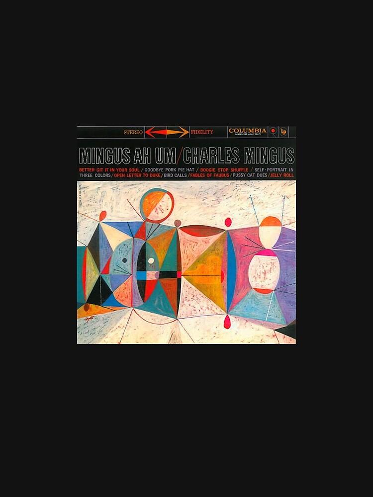 Charles Mingus - Ah Um de Lightning-63