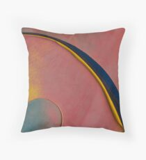Swing By Throw Pillow