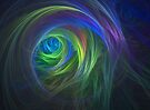 Soft Swirl by Lyle Hatch