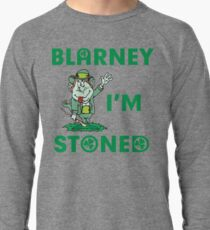 Irish Blarney I'm Stoned Lightweight Sweatshirt