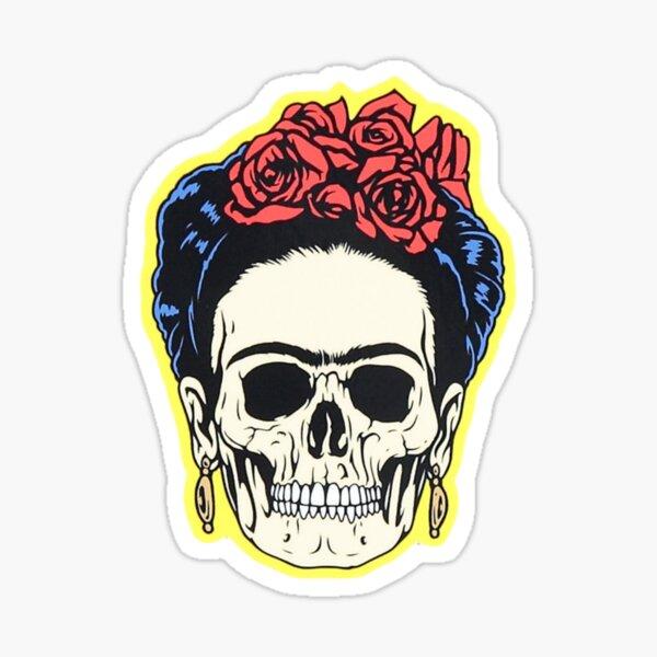 Frieda Kahlo Sticker