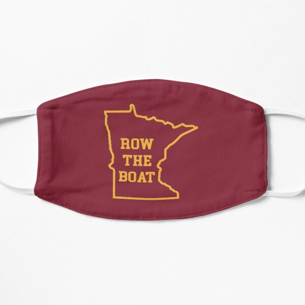 Row the Boat MN Outline Mask