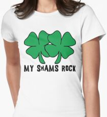 Funny Irish ShamRocks Women's T-Shirt