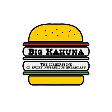 Big Kahuna Burger by lastinclass