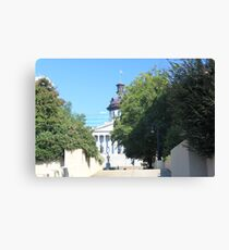 SC State House Canvas Print