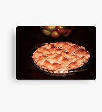 Ariel's Apple Pie Canvas Print