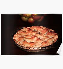 Ariel's Apple Pie Poster