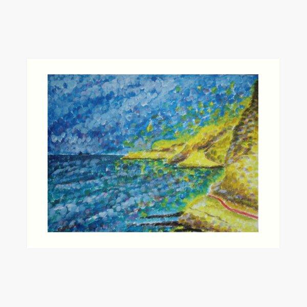 Madeira Art Print