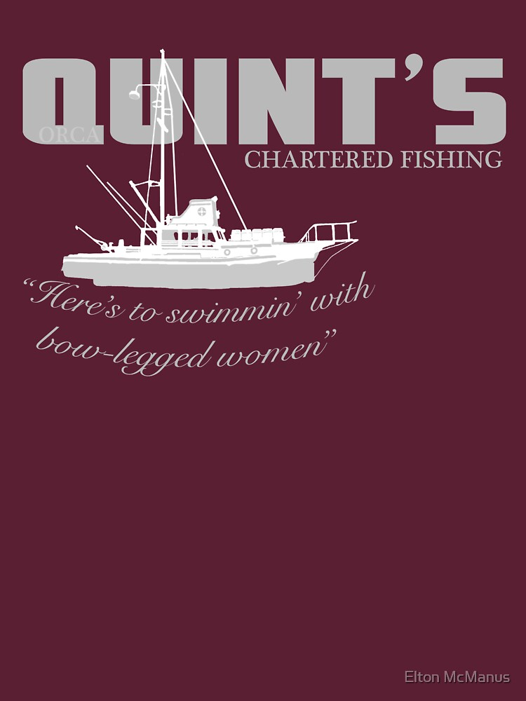 Quint's Chartered Fishing by EltMcM