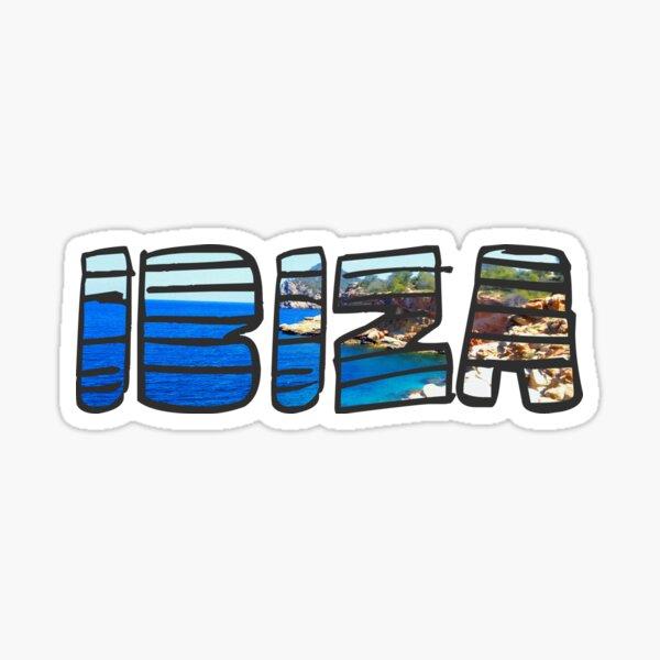 Ibiza Pegatina