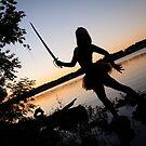 Ballerina Pirate by Jeanne Sheridan