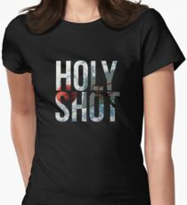 Holy Shot Women's Fitted T-Shirt