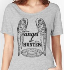 The Angel & The Hunter Women's Relaxed Fit T-Shirt