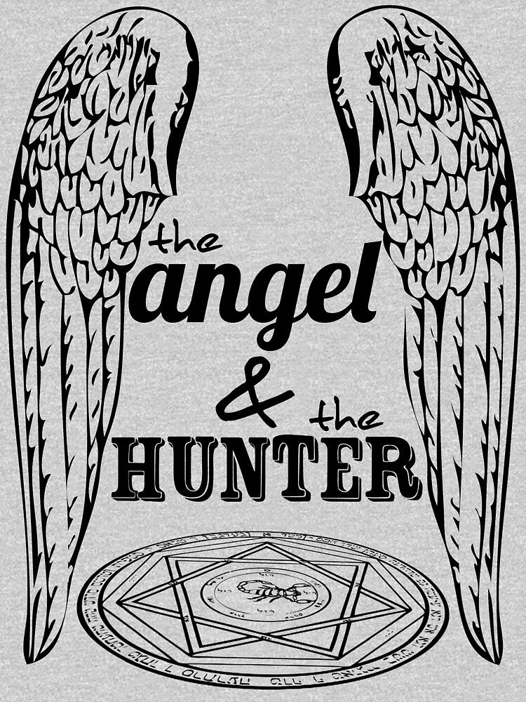 The Angel & The Hunter | Women's T-Shirt