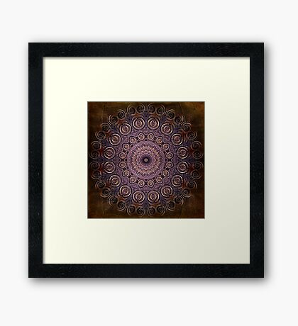 Letting the Cables Sleep 2015 Framed Print