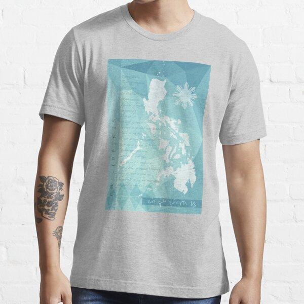 Philippines: Bayang Magiliw, Lupang Hinirang Essential T-Shirt