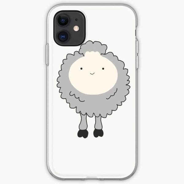 BAO sheep iPhone Soft Case