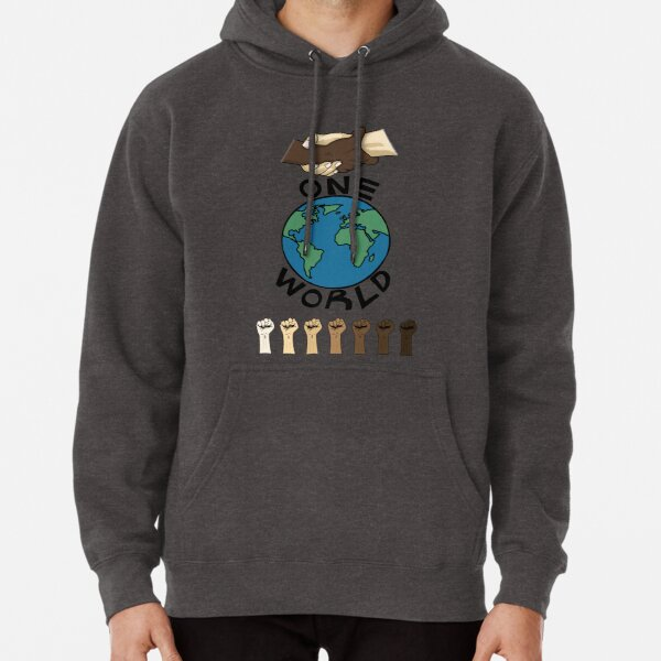 ONE WORLD BLM Pullover Hoodie