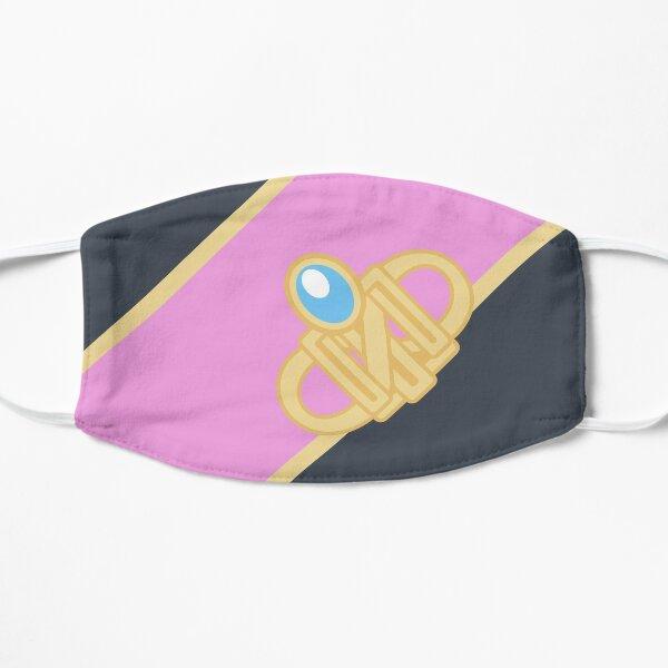 Elegant Songstress (Minimalist) Flat Mask