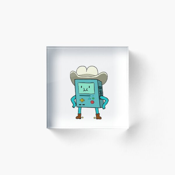 Cowboy BMO Acrylic Block