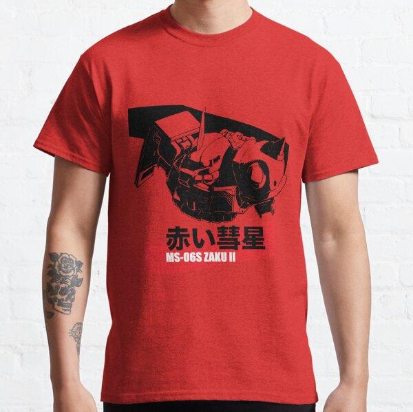 Char Red Comet Zaku Classic T-Shirt