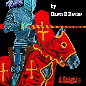 A Knight's Tale, Book 3, Challenge of a Unicorn kids E-Book by dawndavies