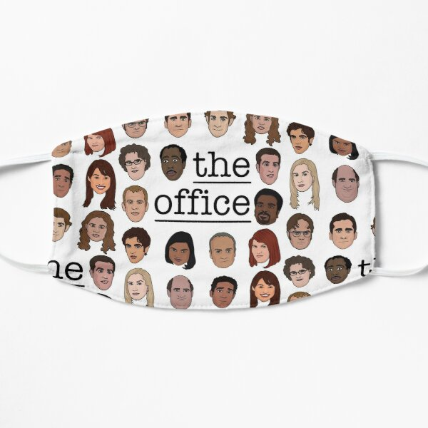 The Office Crew Mask