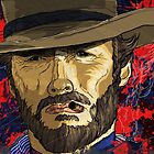 The Coolness of Mr. Eastwood by Todd Bane by Todd Bane