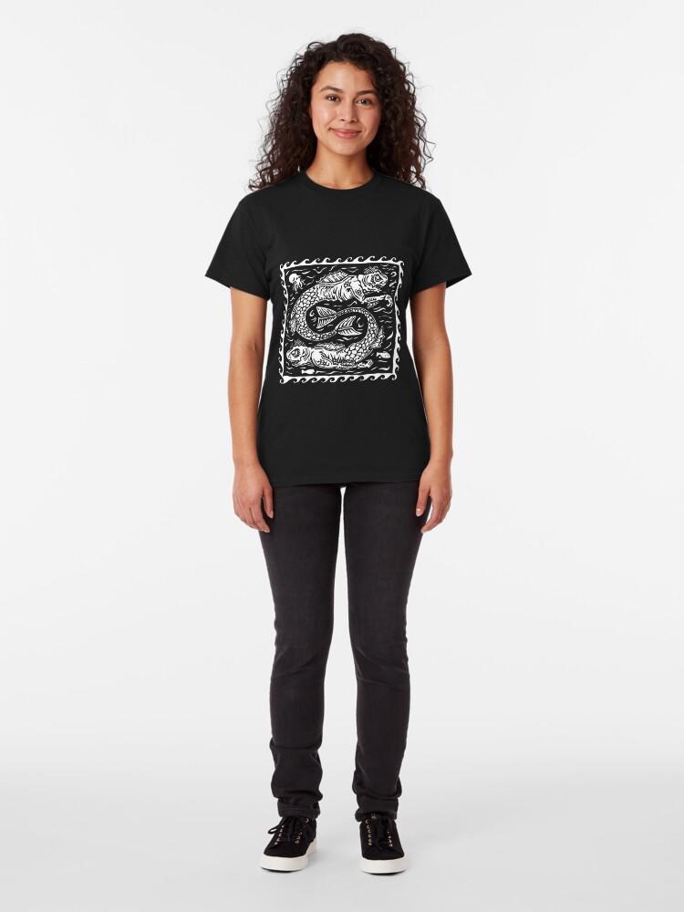 Alternate view of The Deep Ones (Dark)  Classic T-Shirt