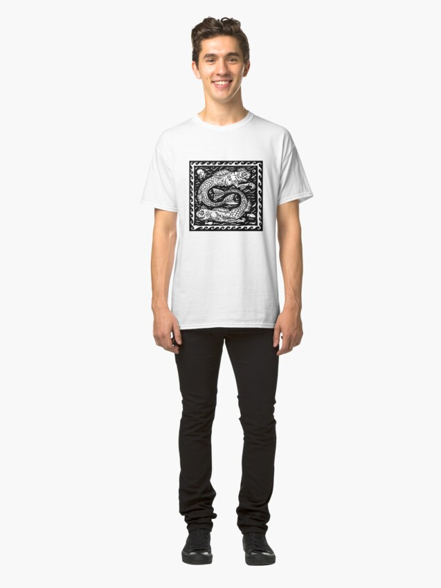 Alternate view of The Deep Ones (Light) Classic T-Shirt