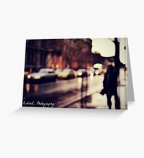 A moment of clarity Greeting Card