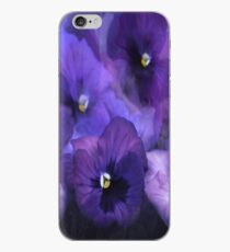"""""""Purple Pansy iPhone Cover..."""" iPhone Case"""