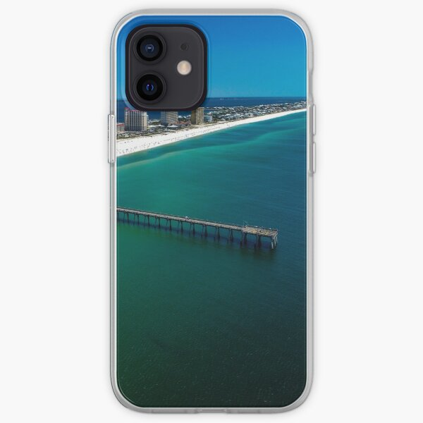 Emerald Coast iPhone Soft Case