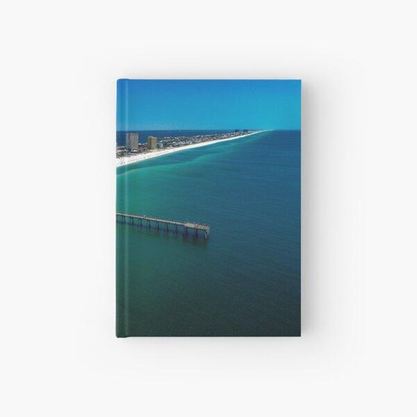 Emerald Coast Hardcover Journal