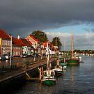 Ribe, Denmark by Trine