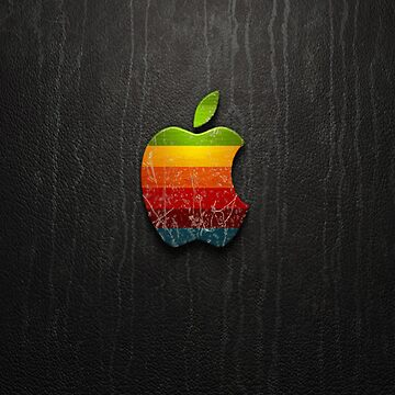 apple multicolor by showman122