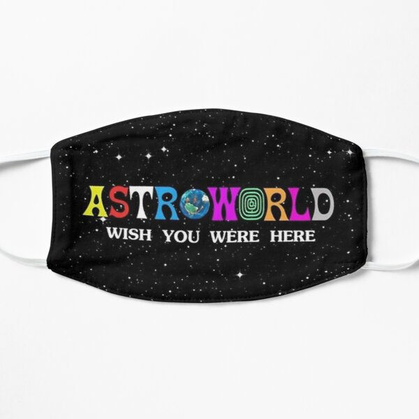 ASTROWORLD Masque sans plis
